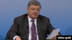 Петр Порошенко, Украина президенті.