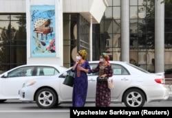 Власти Туркменистана отрицают наличие коронавируса в стране.