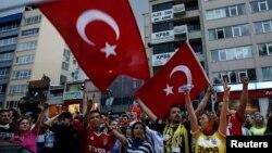 Türkiyədə nümayiş