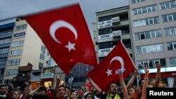 საპროტეტსო აქცია თურქეთში