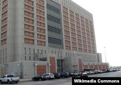 Нью-ёрскі сьледчы ізалятар Brooklyn Metropolitan Detention Center