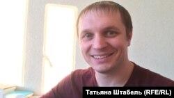 Егор Савин, лидер новосибирского отделения партии РПР-ПАРНАС