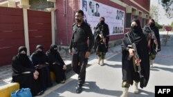 Сотрудники сил безопасности Пакистана. Иллюстративное фото.