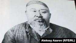 Фотография поэта Абая из энциклопедии «Абай».