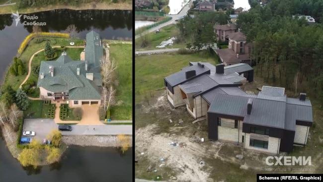 Інна Журба володіє ще одним котеджем у «Сонячній долині»: удвічі більшого розміру, ніж той, який у ЗМІ називали помешканням Шахова