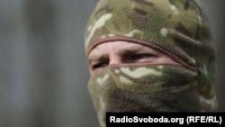 Боєць Збройних сил України