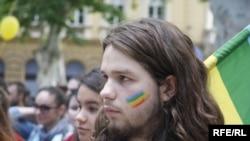 Од геј-парадата лани во Загреб