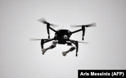 IRAQ -- Drones at war. 2017.