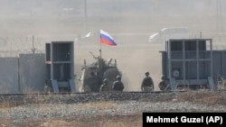 Ռուսական զինված ուժերի ստորաբաժանում Սիրիայում, արխիվ