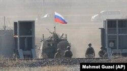 Rusiya ordusu Suriyada, arxiv foto