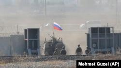 Неруҳои русӣ дар Сурия.