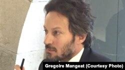 Швейцарский адвокат Гульнары Каримовой Грегуар Манжа (Grégoire Mangeat).