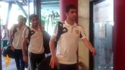 Հայաստանի ֆուտբոլի հավաքականը ժամանեց Պրահա