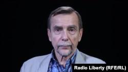 """Руководитель общественного движения """"За права человека"""" Лев Пономарев"""