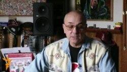 Андрэй Плясанаў – удзельнік праекту «Барды Свабоды – 2012»