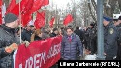 Veșnicele proteste comuniste la Chișinău