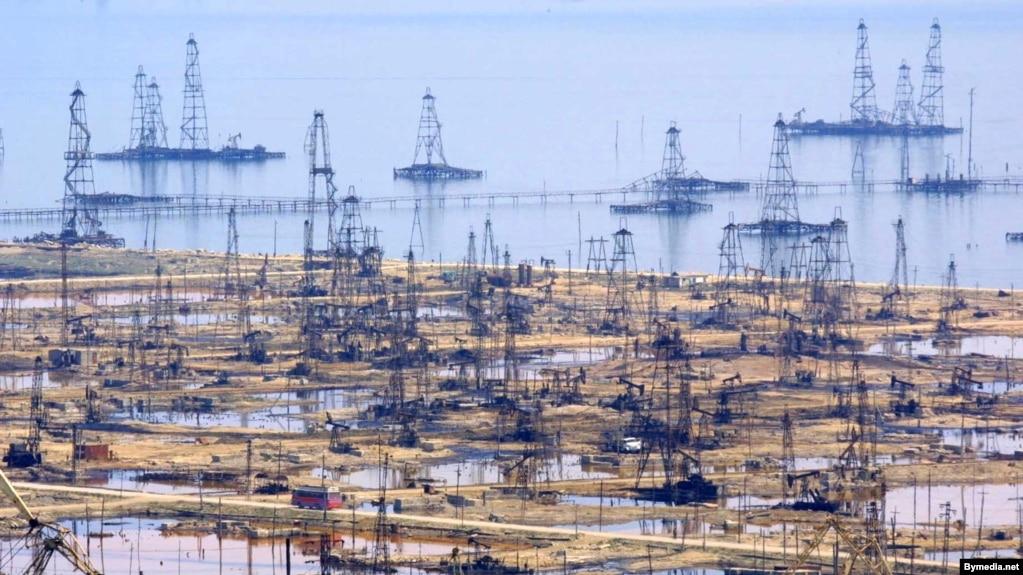 History, BP Oil Spill Haunt Caspian Sea