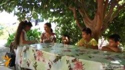 Բազմազավակ ընտանիքը ուսումնական տարվա շեմին