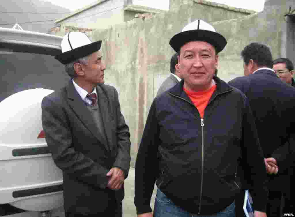 Кытайдагы манасчы Жүсүп Мамай 95 жашта #11