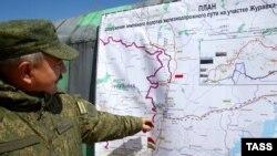Новая ветка железной дороги в обход Украины, фото ТАСС