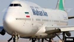 شرکت ماهانایر باید در یک مهلت ۴۵ روزه که ۲۴ آذر امسال به پایان میرسد، پروازهایش به ایتالیا را خاتمه دهد.