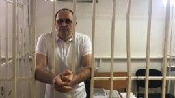 Rights activist Oyub Titiyev (file photo)