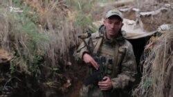Ворожий снайпер влучив у військового ЗСУ під Новогородським – відео
