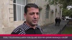 Yerli TV-lərin verilişləri sizə nə qədər maraqlı gəlir?