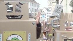 Швейцарцы выступили против безусловного основного дохода