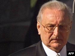Первый президент Хорватии Франьо Туджман