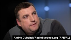 Дмитро Куліш, боєць добровольчого батальйону «Донбас»