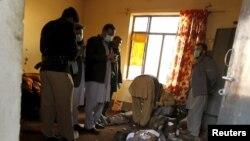 Forenzičari ispituju tijela ubijenih