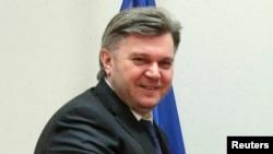 Міністр палива та енергетики України Едуард Ставицький