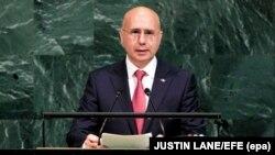 Премьер-министр Павел Филип в ООН