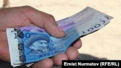 Кыргызстанда мамлекеттик кызматчынын орточо айлыгы 300 АКШ долларын түзөт.