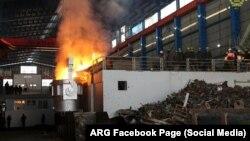 آرشیف، یکی از فابریکههای تولیدی در افغانستان