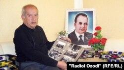 Ҳакимҷон Ҳоҷибоев - писари калонии Шукуҳӣ