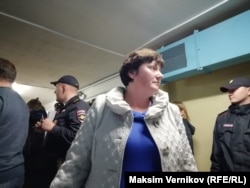 Елена Парий, Екатеринбург
