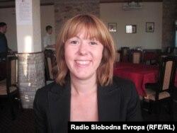 Кристина Хаџи-Василева, раководителка на Единицата за координирање на форумите во заедниците.