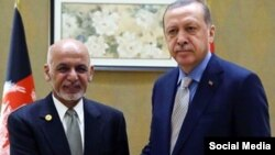رهبران افغانستان و ترکیه