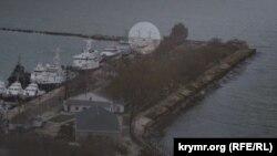 Порт Керчі, ілюстративне фото