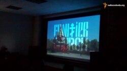 Режисер з Латвії зняв фільм про українську церкву на передовій