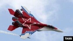 МиГ-29ОВТ эксперты называют самым интересным проектом из привезенных россиянами во Францию
