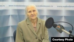 Александра Васильевна Суперанская (фото: Иван Толстой)