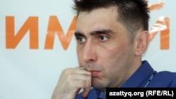 Вадим Курамшин, қамаудағы құқық қорғаушы
