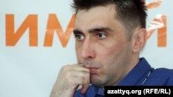 Вадим Курамшин, сотталған құқық қорғаушы.