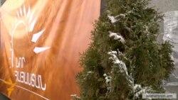 Այսօրվա հանրահավաքից հետո «Նոր Հայաստան»-ը վրաններ է տեղադրելու Ազատության հրապարակում