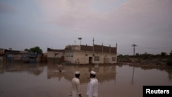 سیل در پاکستان سه میلیون آواره بر جای گذاشت