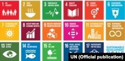 Agenda 2030, ilustracija