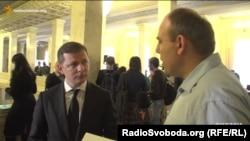 Нардеп Олег Ляшко переконує, що в родинні конфлікти не втручається